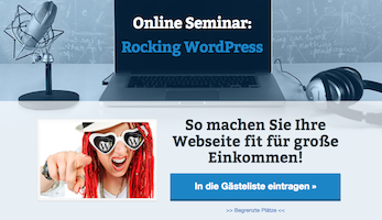 WordPress Akademie Autowebinare