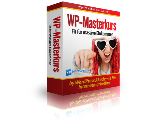 WordPress Masterkurs