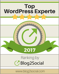 Siegel WordPress Experte